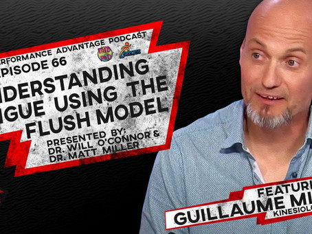 Why You Slow down. Flush Model of Fatigue with Dr Guillaume Millet