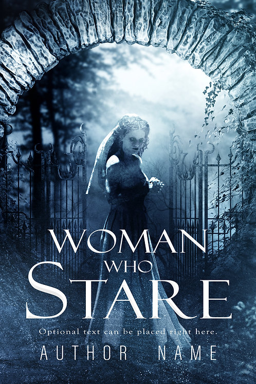 Woman Who Stare