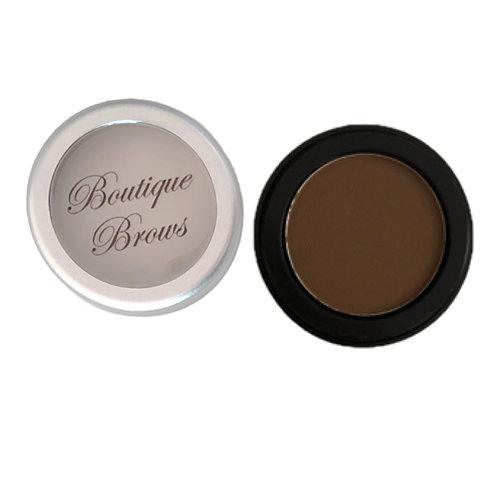 BOUTIQUE BROWS - Brow Powder - Medium Brown