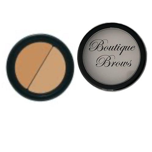BOUTIQUE BROWS - Concealer Special Coverage Corrector Kit - Medium & Light Beige