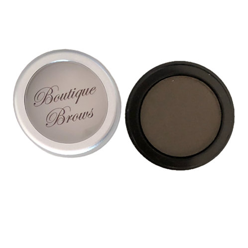BOUTIQUE BROWS - Brow Powder - Dark Brown