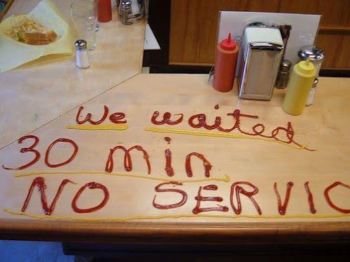Life is too short to put up with Poor Service!