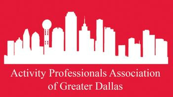 Service Advisor USA visits the Activity Professionals Association of Greater Dallas