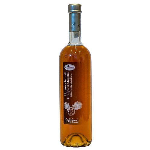 Liquore a base di Grappa al Mugolio 70cl