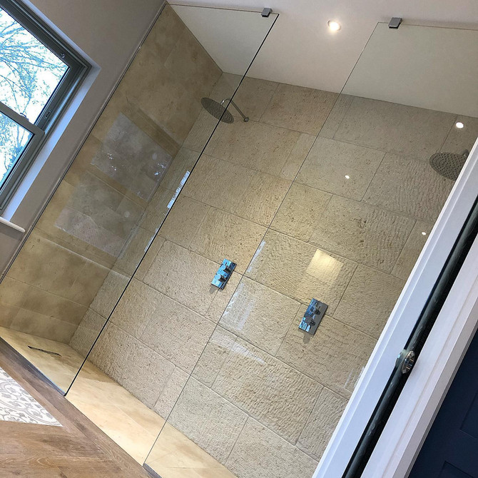 Stunning Shower Screen