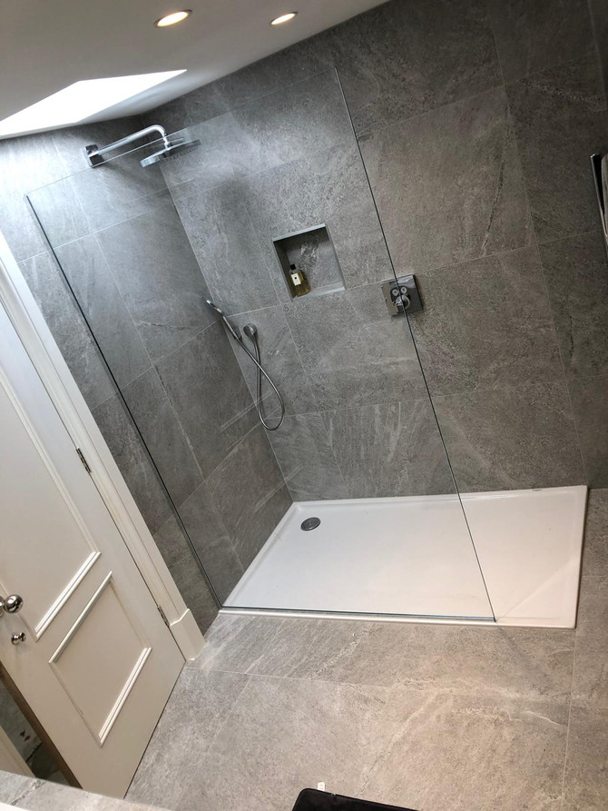 Great looking Shower room