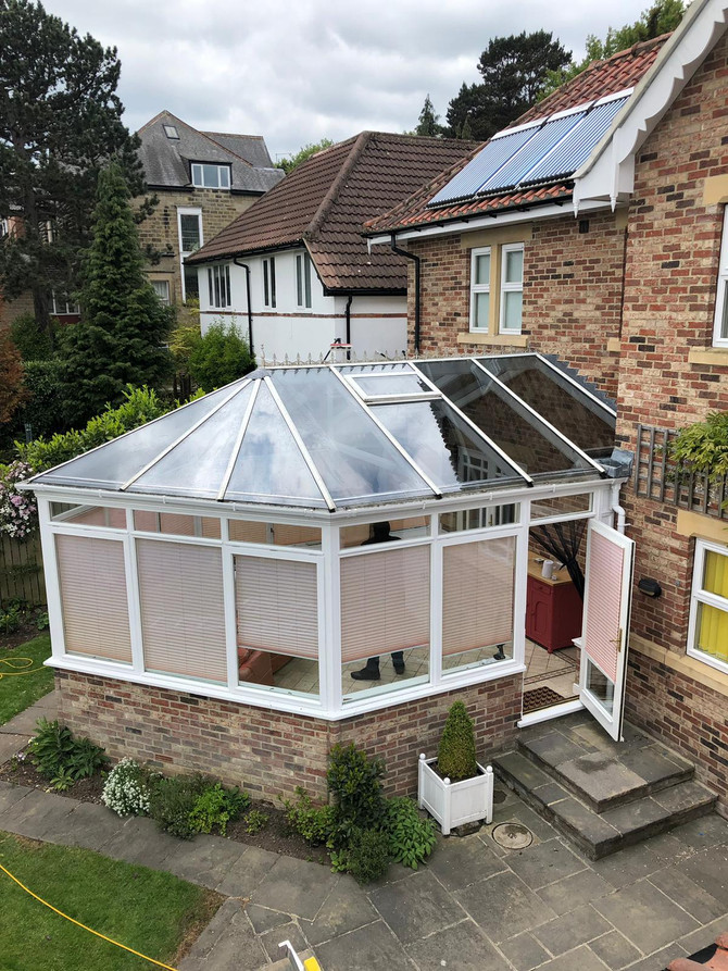 Refresh your Conservatory