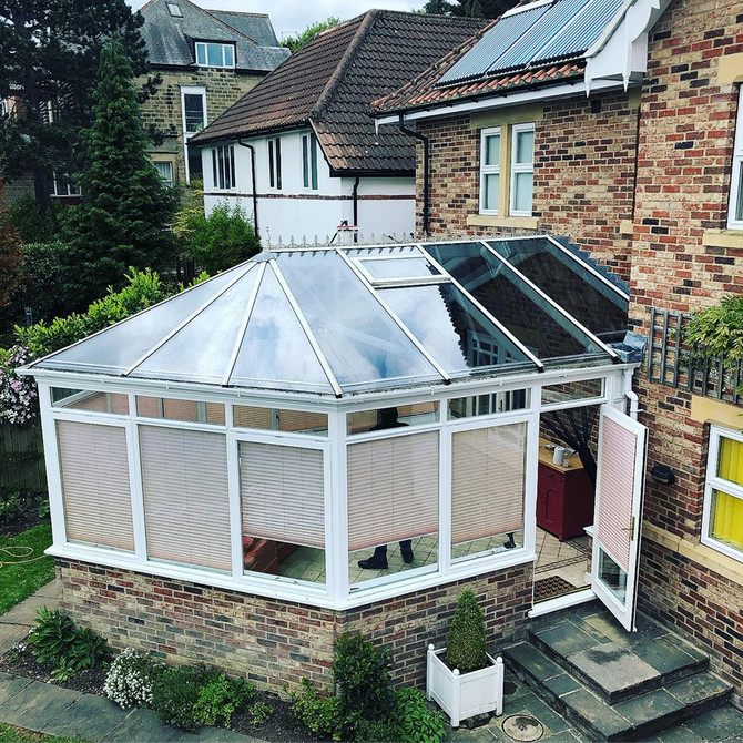 Freshen up your conservatory