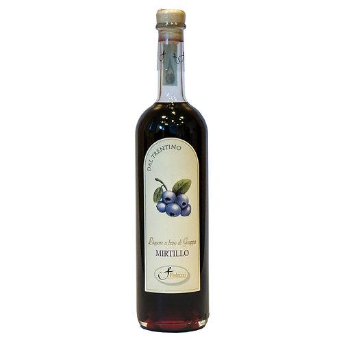 Liquore a base di Grappa Mirtillo 70cl