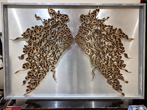 maze wings