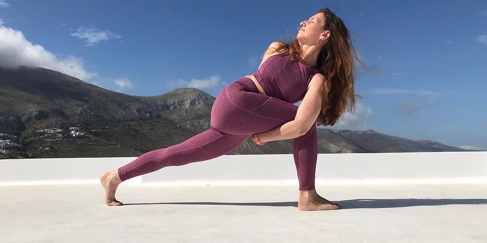 Nouveau: Hatha Yoga - Mardi 18h00 - 19h15