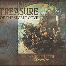 The Treasure of the Secret Cove CD Cover