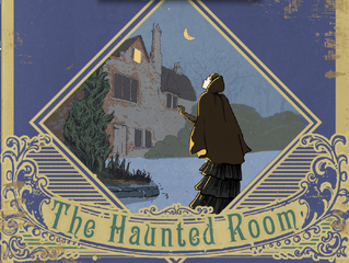 The Haunted Room MP3 Download is here!