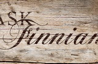 Introducing . . . Ask Finnian!