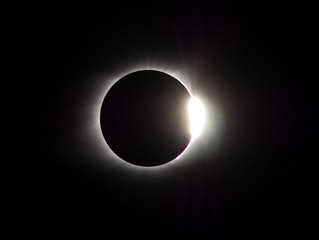 Stumbling Blocks and the 2017 Eclipse