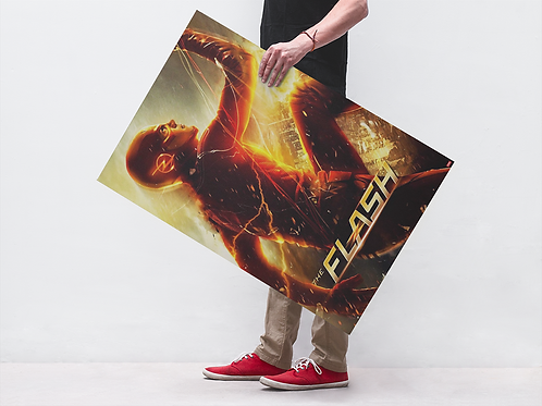 THE FLASH - POSTER