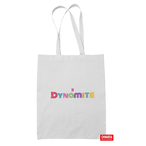 BTS DYNAMITE - TOTE BAG
