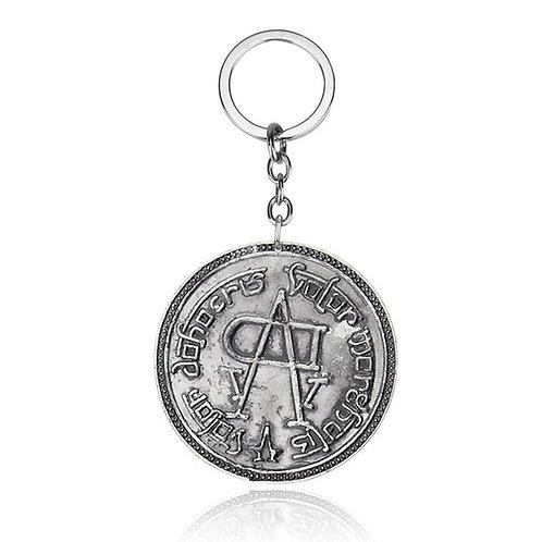Arya No Face Metal - Keychain