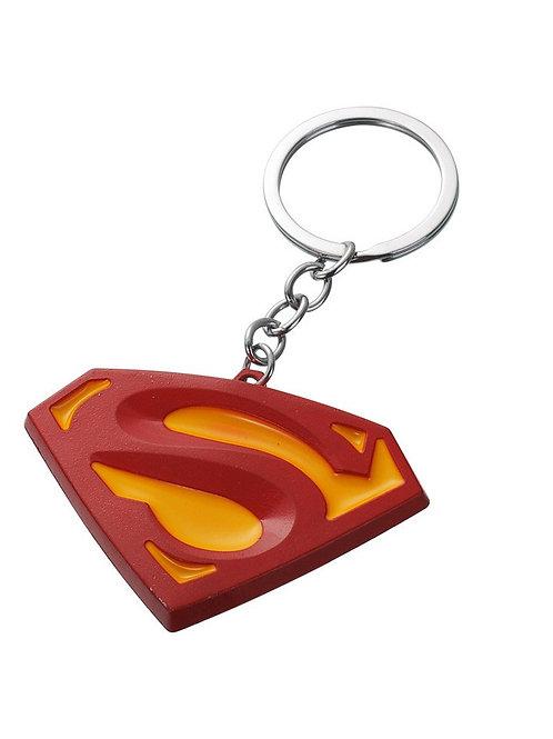 Superman Metal - Keychain