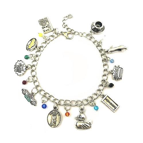 Friends Charm Bracelet