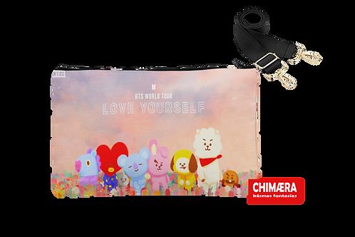 BT21 LOVE YOURSELF - CROSSBODY BAG
