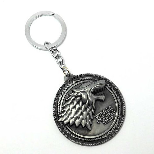 Stark Metal - Keychain