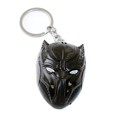 Black Panther Metal - Keychain