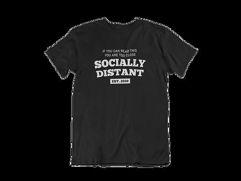 SOCIALLY DISTANT - TEE