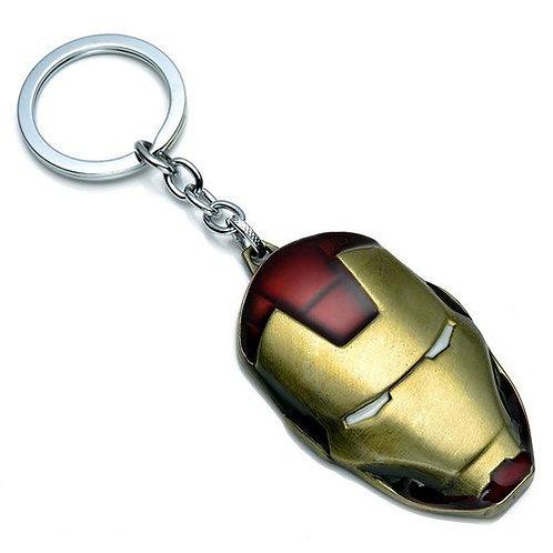 Iron Man Metal - Keychain