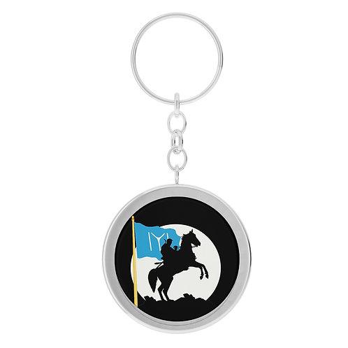 ERTUGRUL HORSE - ACRYLIC KEYCHAIN