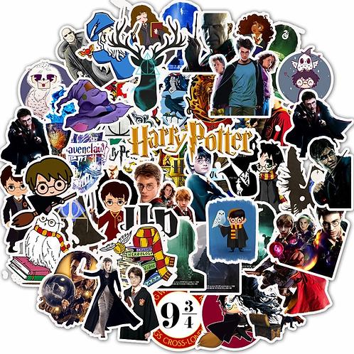Harry Potter Uncut Sticker Sheet (Random Design)