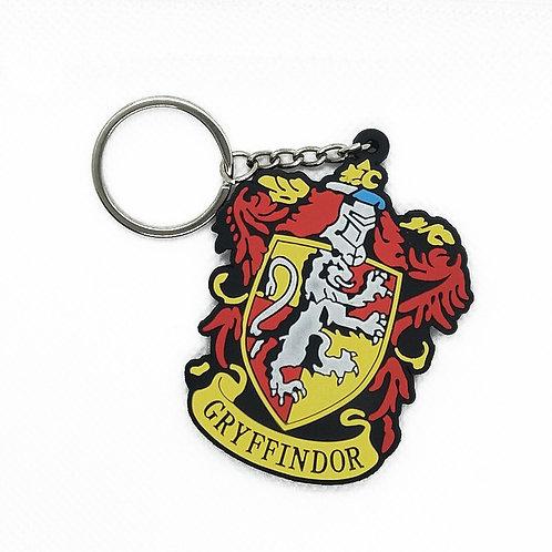Gryffindor Silicone - Keychain