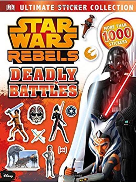 STAR WARS REBEL - BOOK