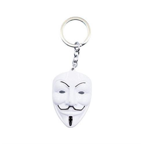 V for Vendetta Metal - Keychain