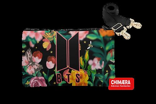 BTS LOGO - CROSSBODY BAG