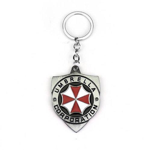 Resident Evil Metal - Keychain