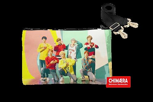 BTS YELLOW - CROSSBODY BAG
