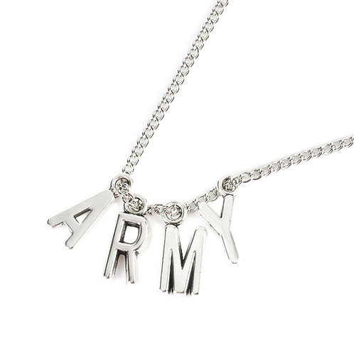 BTS ARMY KPOP - NECKLACE