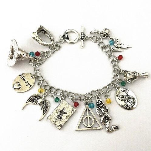 Harry Potter Charm Bracelet 2