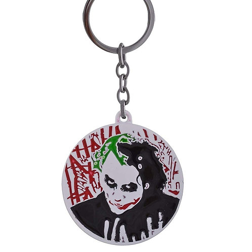 Joker Metal - Keychain