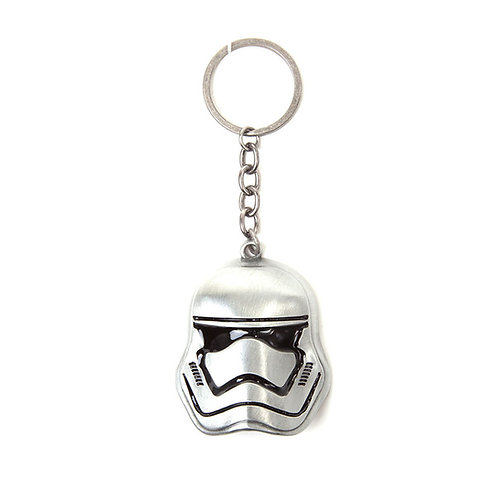 Stormtrooper Metal - Keychain