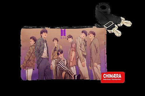 BTS PURPLE - CROSSBODY BAG