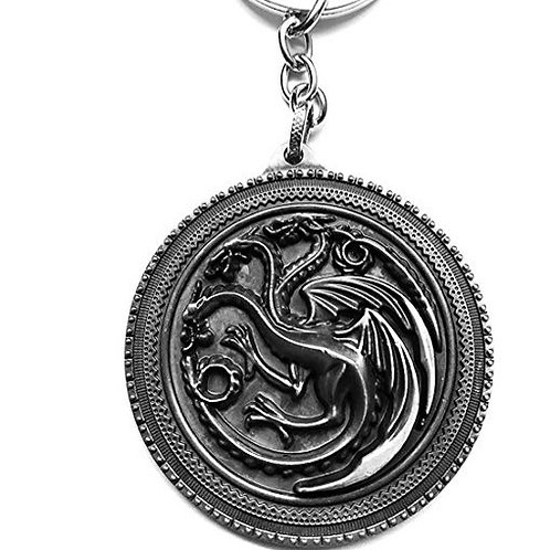 Targaryen Metal - Keychain