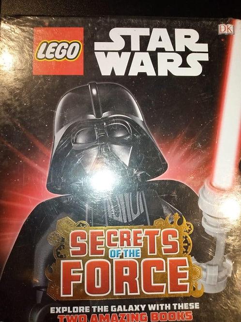 STAR WARS LEGO BOOK SET - BOOK