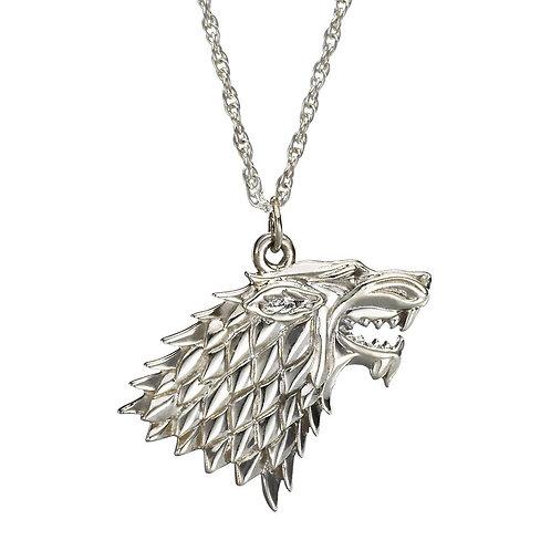 GoT Stark Pendant with Chain
