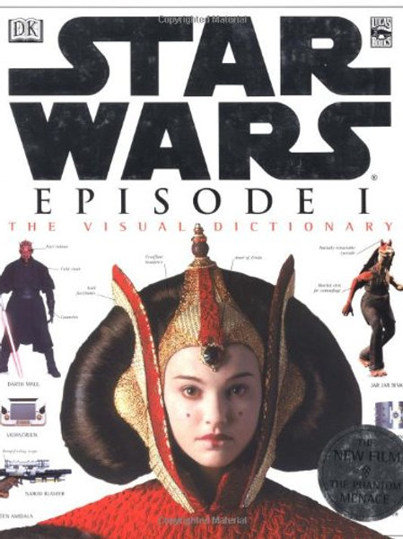 STAR WARS EPISODE 1 DICTIONARY - BOOK