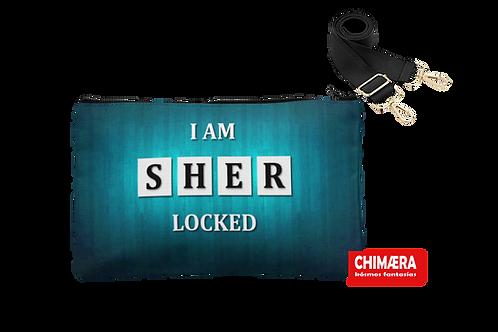 I AM SHERLOCKED - CROSSBODY BAG