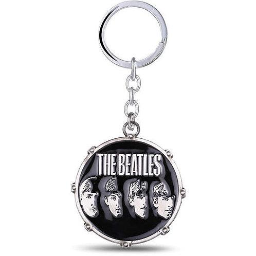 The Beatles Metal - Keychain
