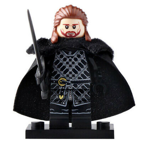 Jon Snow Minifigure