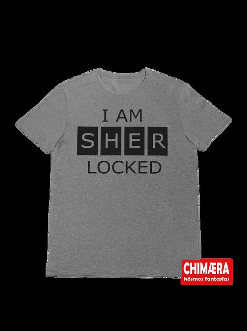 I AM SHERLOCKED - TEE